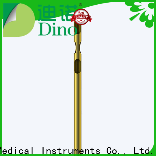 top quality trapezoid structure cannula directly sale for clinic