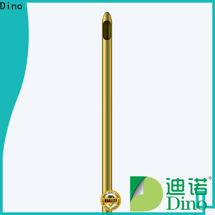 Dino two holes liposuction cannula supply for losing fat