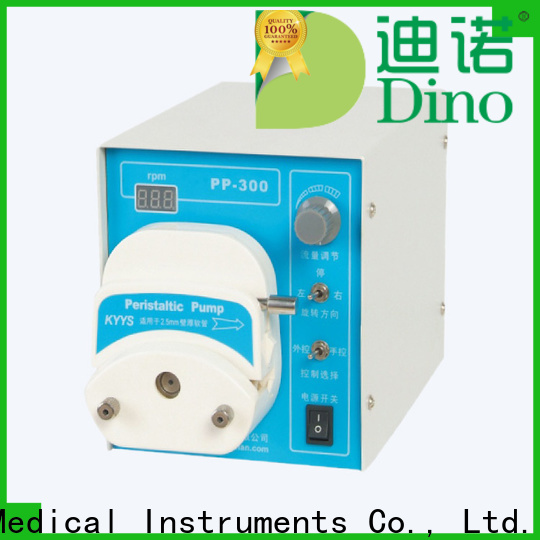 best value oem peristaltic pump company for hospital