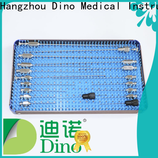 Dino breast liposuction cannula kit supplier for medical