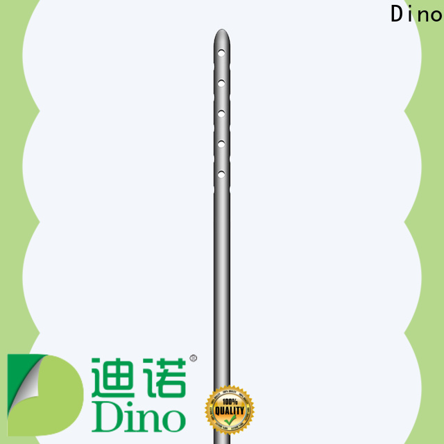 Dino reliable nano blunt end cannula bulk buy for promotion