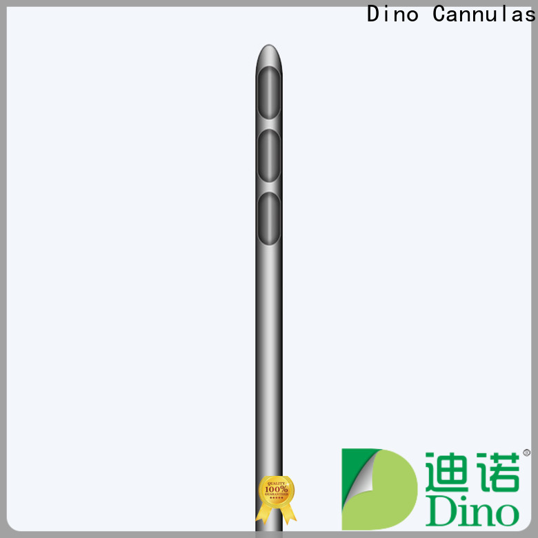 stable trapezoid structure cannula factory direct supply bulk production