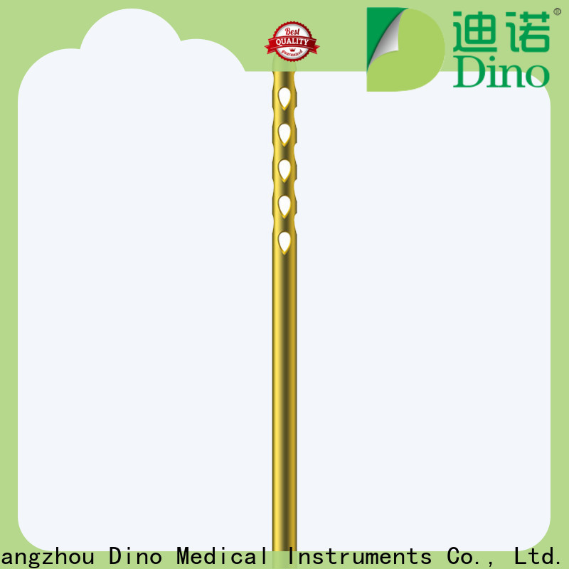 Dino stable micro fat grafting cannula best manufacturer for surgery