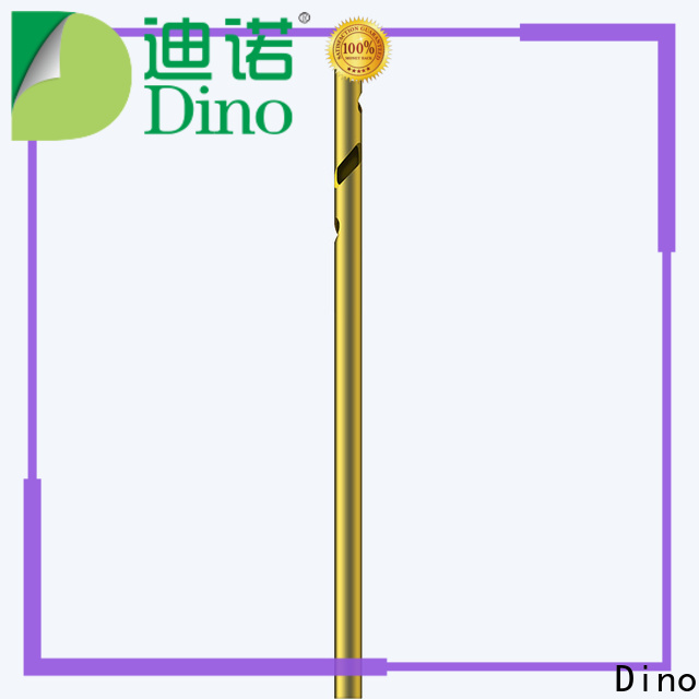 Dino top quality three holes liposuction cannula directly sale for losing fat