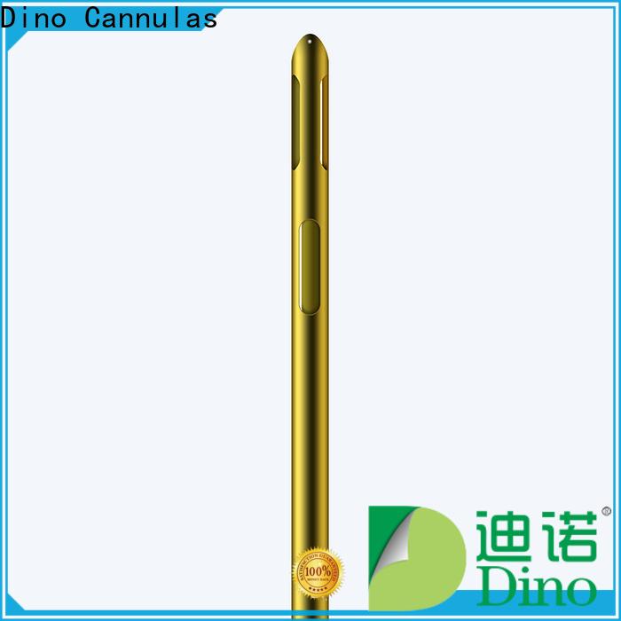 Dino durable luer lock cannula best manufacturer bulk production
