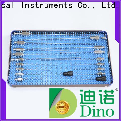 Dino buttock liposuction cannula kit factory bulk production