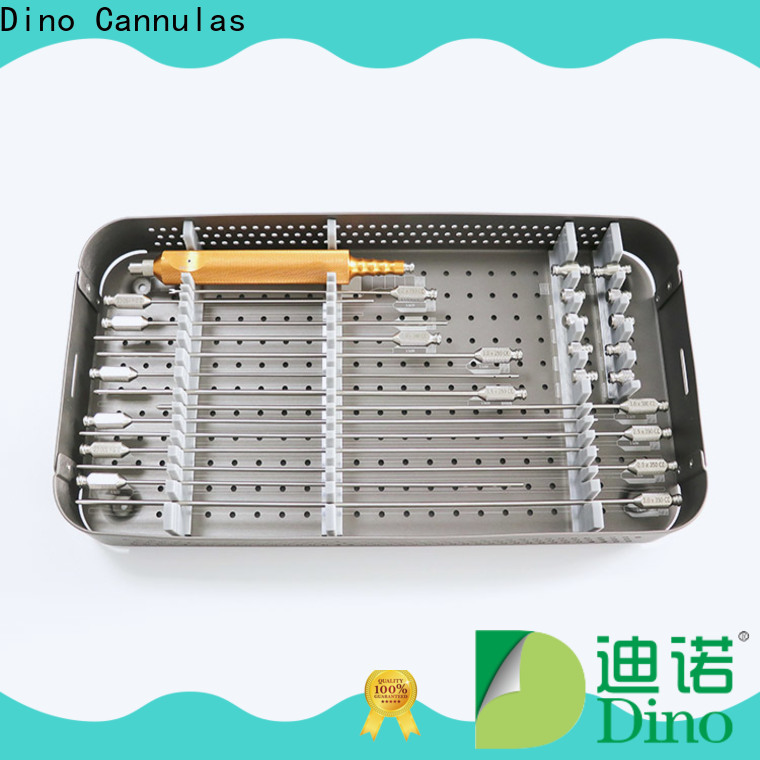 Dino reliable coleman cannula set supply bulk production