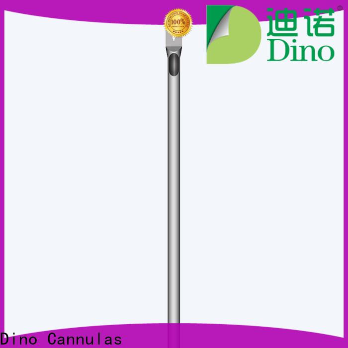 Dino dermal filler cannula wholesale for hospital