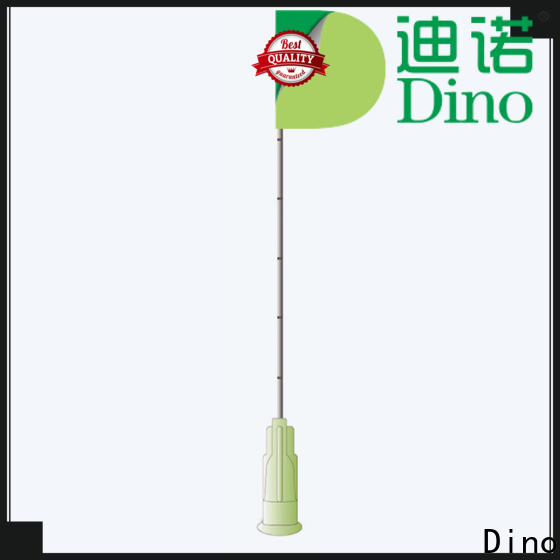top selling blunt tip microcannula from China for medical