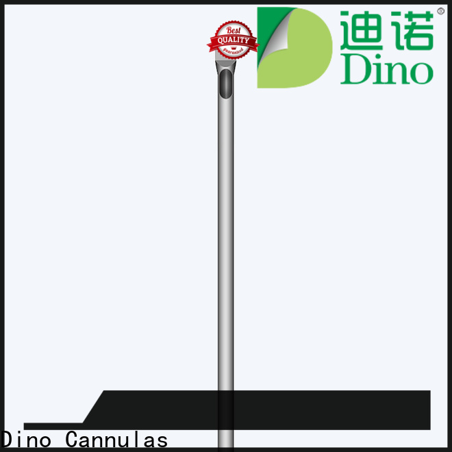 Dino hot selling blunt injection cannula wholesale bulk production
