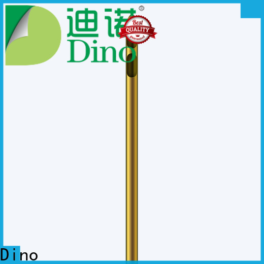 best price ladder hole cannula factory bulk production