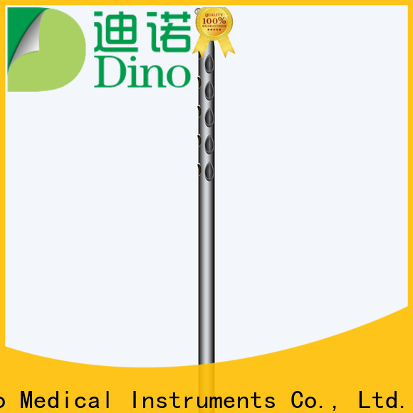 Dino durable micro fat harvesting cannula with good price for promotion