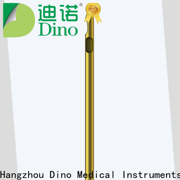 Dino top quality aesthetic cannula best manufacturer bulk production