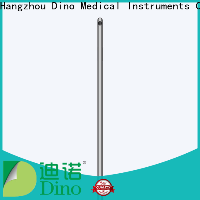 Dino blunt injector factory for medical