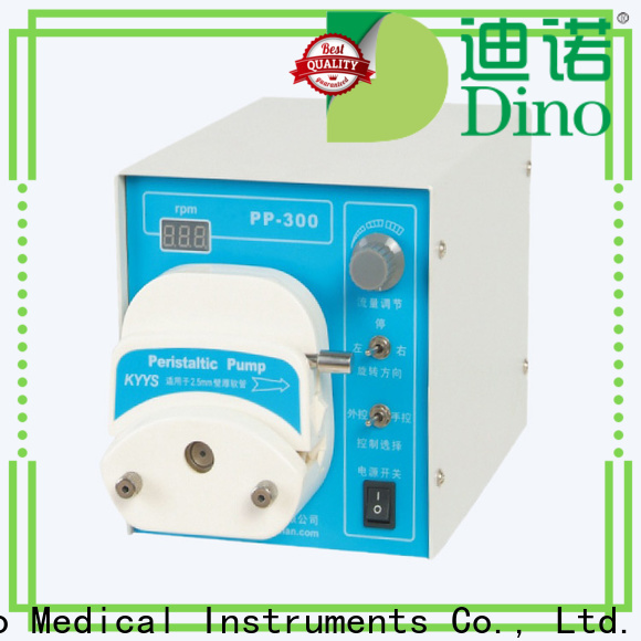 Dino peristaltic pump cost series for hospital
