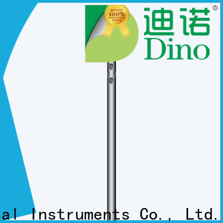 Dino micro blunt cannula manufacturer for promotion