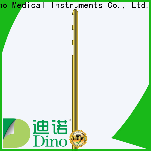 Dino two holes liposuction cannula from China for losing fat