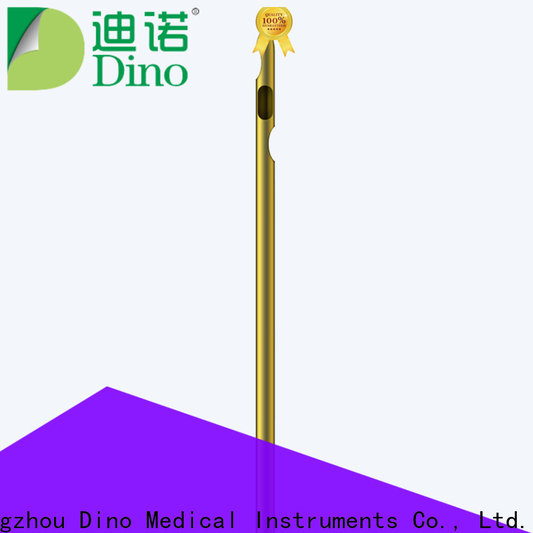 Dino quality two holes liposuction cannula wholesale for clinic