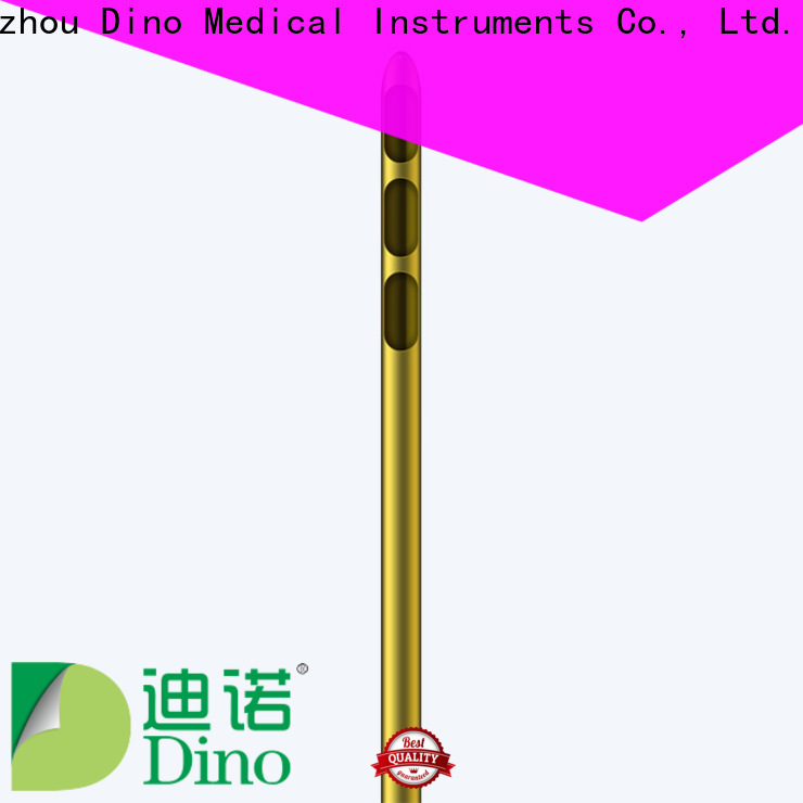 Dino high-quality specialty cannulas factory direct supply bulk production