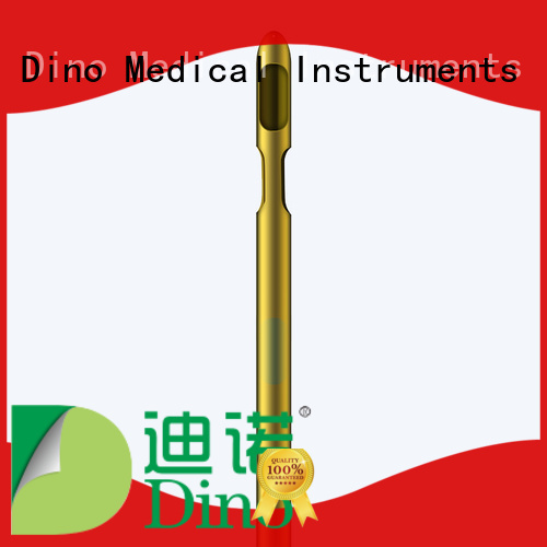 Dino luer lock cannula factory direct supply for sale