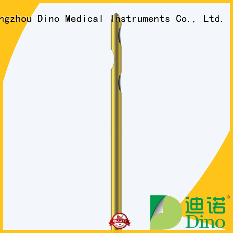 Dino mercedes tip cannula from China for promotion
