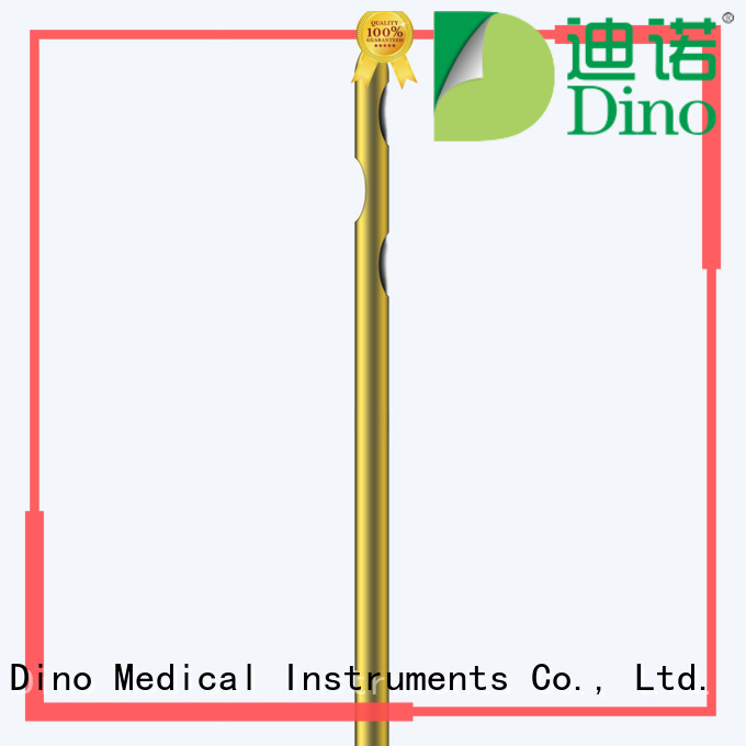 Dino practical spatula cannula supplier for promotion