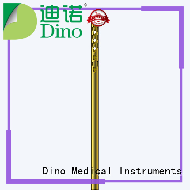 Dino micro cannula blunt wholesale for promotion