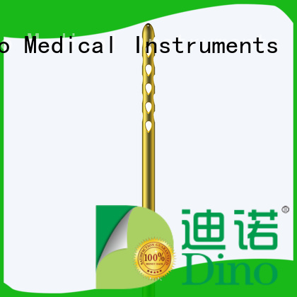 Dino top quality micro blunt cannula inquire now for hospital