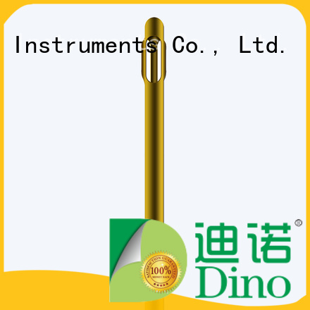 Dino high-quality two holes liposuction cannula best supplier for surgery