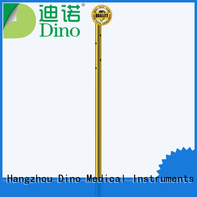 Dino infiltration cannula wholesale for hospital