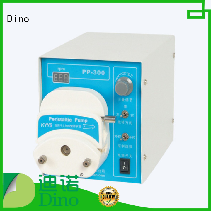 Dino quality Peristaltic pump manufacturer for sale