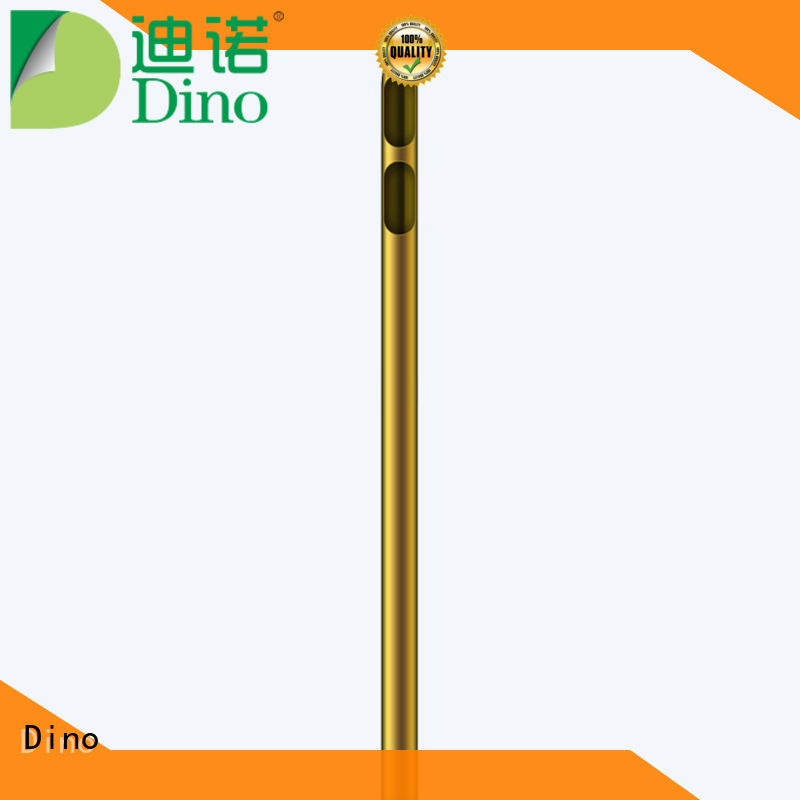 Dino two holes liposuction cannula directly sale for promotion
