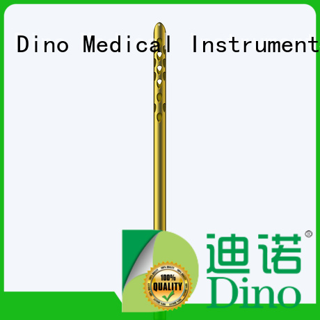 Dino micro cannula transfer factory for medical