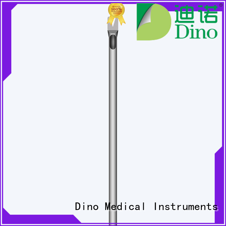 Dino cannula injection series for clinic