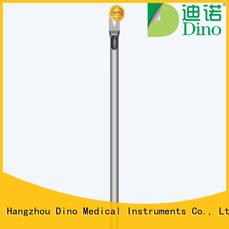 Dino hot selling blunt tip cannula series for clinic