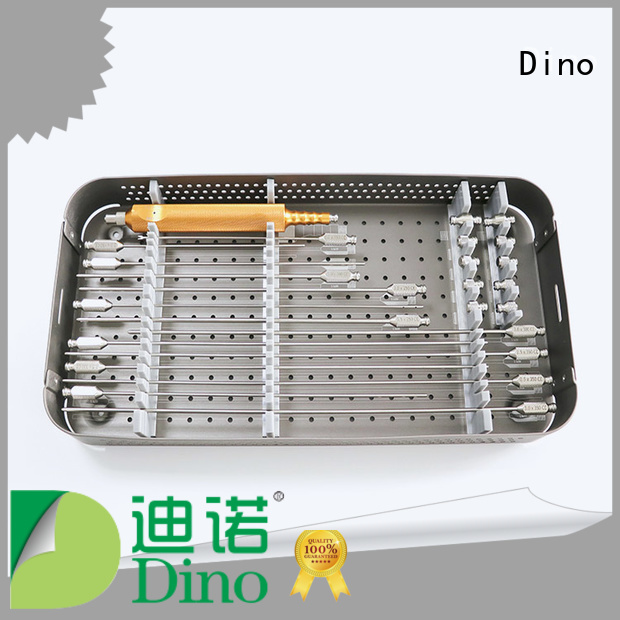 Dino practical cannula needle factory direct supply for clinic