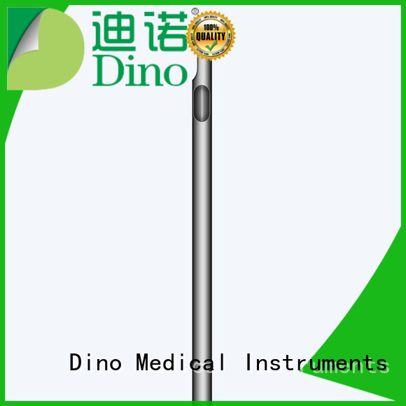 Dino specialty cannulas manufacturer for surgery