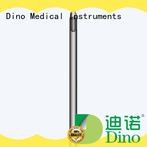 Dino quality two holes liposuction cannula supply bulk production