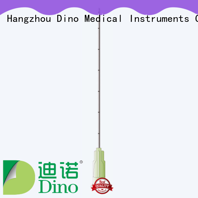 Dino cheap micro cannula needle factory direct supply for hospital