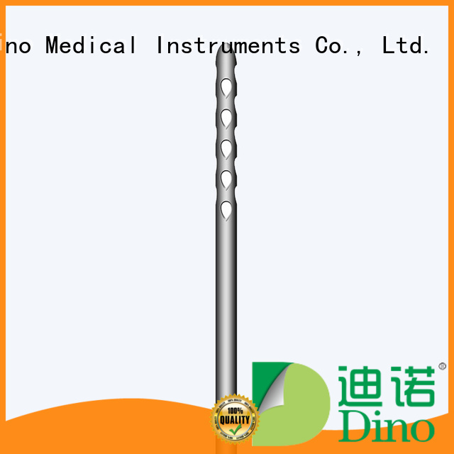 Dino practical micro fat harvesting cannula supplier for promotion