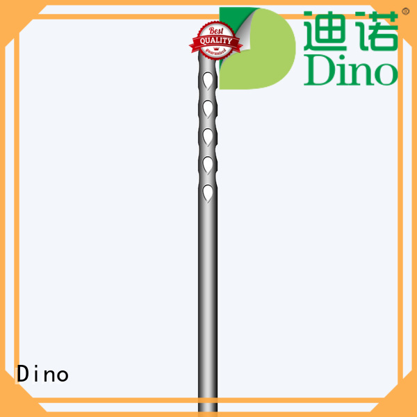 Dino quality micro blunt tip cannula factory for hospital