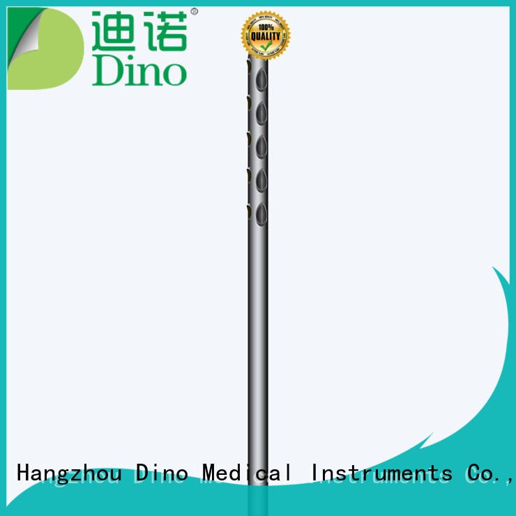 Dino stable micro blunt tip cannula supplier for hospital