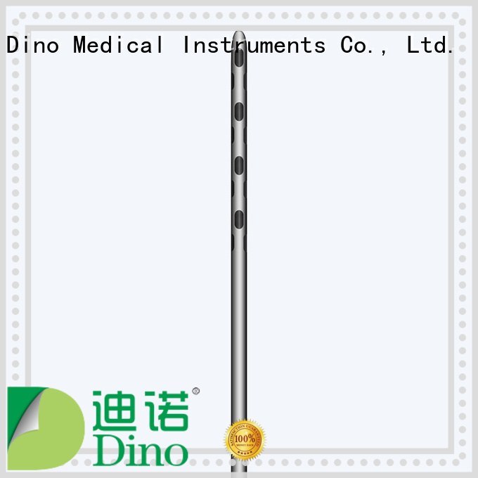 Dino micro blunt end cannula factory for clinic