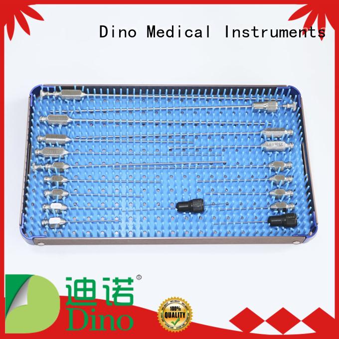 Dino cannula kit wholesale bulk production