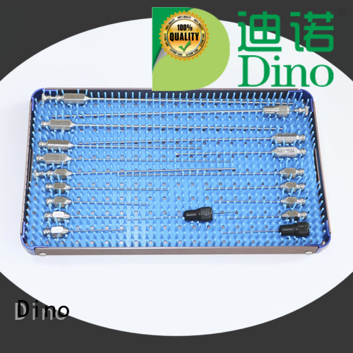 Dino best price cheek filler cannula factory for losing fat