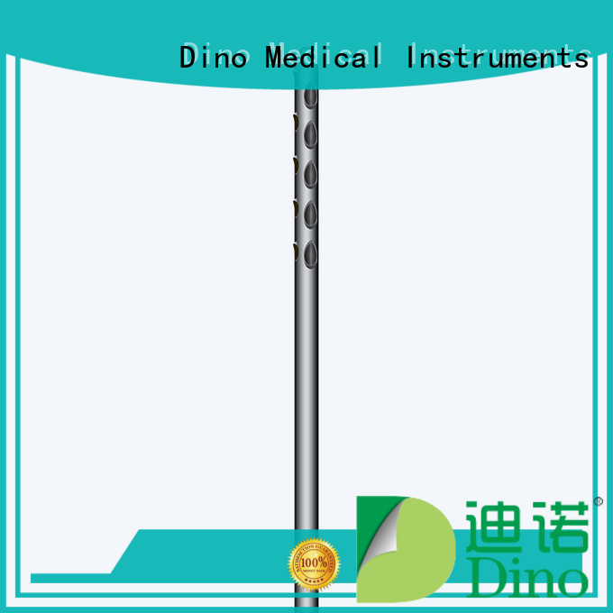 Dino micro fat harvesting cannula series for clinic