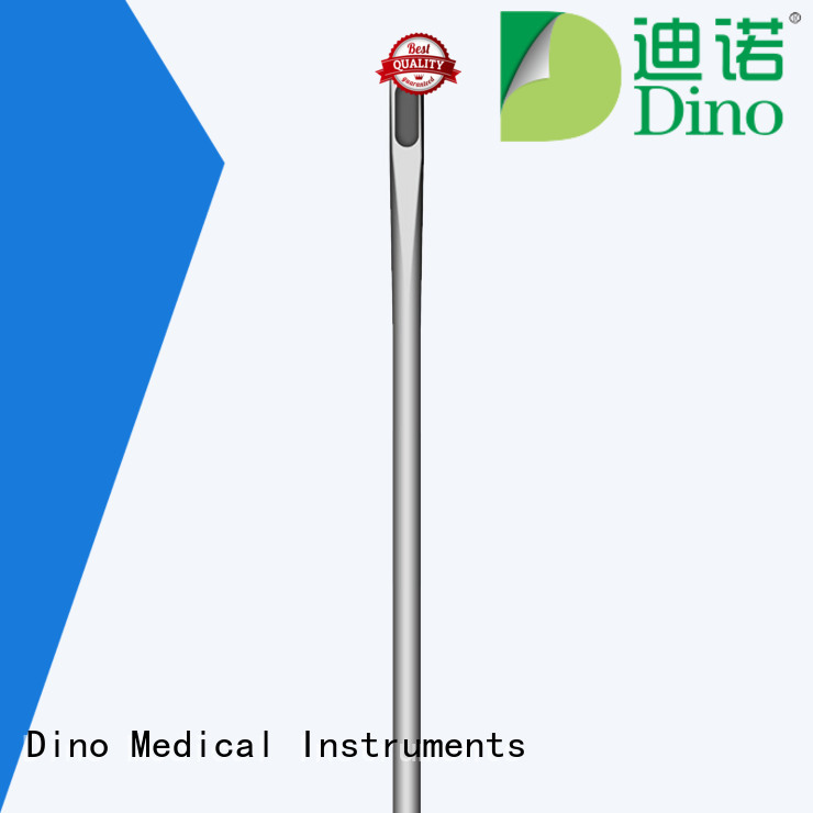 Dino hot selling circular hole cannula directly sale bulk production