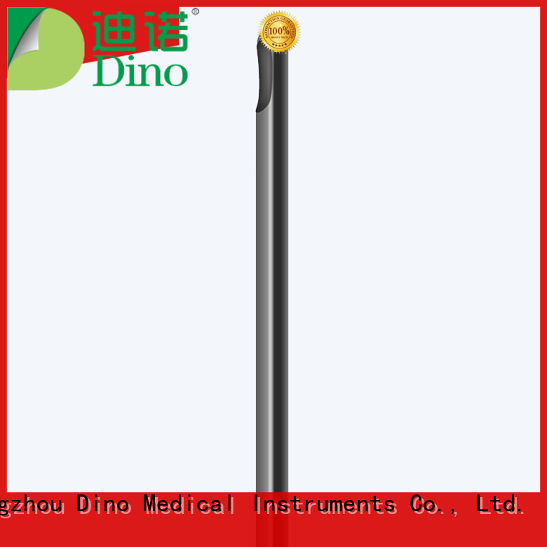Dino cannula injection supplier bulk production
