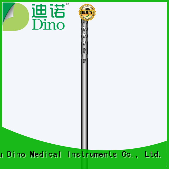 Dino micro fat harvesting cannula with good price for promotion
