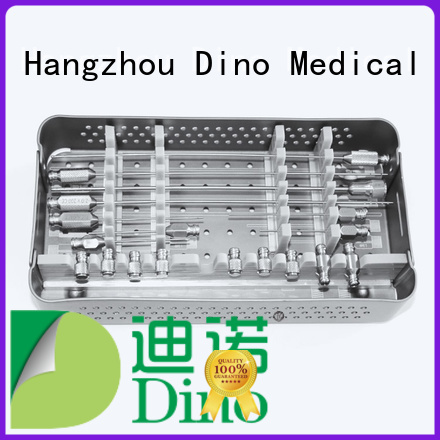 Dino cannula needle supply bulk production